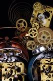 De wekkers detailleert 4 Royalty-vrije Stock Afbeeldingen