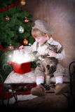De Wens van Kerstmis #2 Stock Fotografie