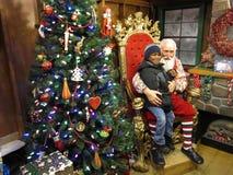 De Wensen van Kerstmis Stock Afbeeldingen