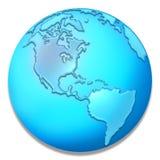 De wereld Stock Foto's