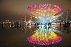 de wereld Expo van 2010 Royalty-vrije Stock Afbeeldingen