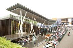 de wereld Expo van 2010 Stock Foto's