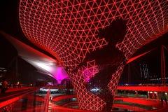 de wereld Expo van 2010 Stock Foto