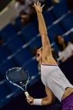 De wereld No 20 tennisspeler Sara Errani Stock Foto