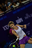De wereld No 20 tennisspeler Sara Errani Royalty-vrije Stock Fotografie
