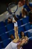 De wereld No 20 tennisspeler Sara Errani Stock Afbeelding