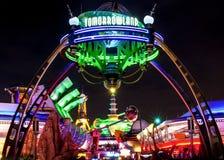 De Wereld van Disney van Tomorrowland Royalty-vrije Stock Foto's