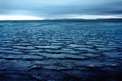 De wereld van het ijs stock fotografie