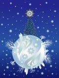 De wereld van Kerstmis Stock Afbeelding