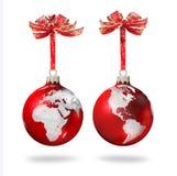 De wereld van Kerstmis royalty-vrije stock foto's