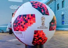 De Wereldbeker 2018 van FIFA royalty-vrije stock afbeeldingen