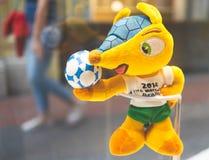De Wereldbeker van FIFA royalty-vrije stock afbeeldingen