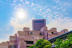 De wereldhandelscentrum van Taipeh Royalty-vrije Stock Afbeelding