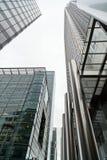 De Werf van de kanarie, Londen Stock Afbeelding