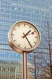 De Werf van de kanarie in Londen Royalty-vrije Stock Afbeelding