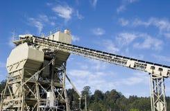 De werflift van het cement Royalty-vrije Stock Afbeelding