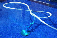 De Werken van de pool Stock Afbeelding