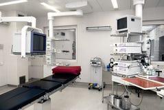 De werkende ruimte van het ziekenhuis Stock Foto