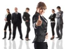 De werkgever royalty-vrije stock afbeelding