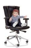 De werkgever van de baby Royalty-vrije Stock Afbeeldingen