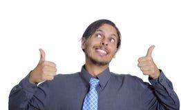 De werkloosheid daalt Royalty-vrije Stock Afbeelding