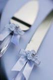 De werktuigen van het huwelijk Stock Foto