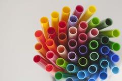 De Werveling van de kleur Stock Afbeelding