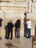 De westelijke Muur stock afbeelding