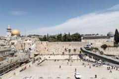 De westelijke Muur - Jeruzalem Royalty-vrije Stock Fotografie