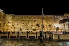 De Westelijke Muur, Loeiende Muur royalty-vrije stock foto
