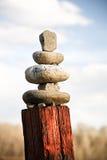 De westelijke stijl van Zen Stock Fotografie