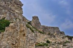 De westkust van de Zwarte Zee Royalty-vrije Stock Afbeelding