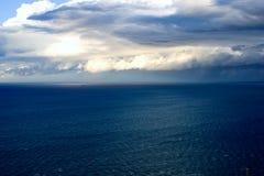 De Westkust van Nieuw Zeeland Stock Afbeeldingen