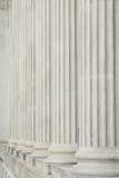 De Wet en de Orde van de rechtvaardigheid Royalty-vrije Stock Foto's