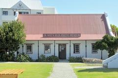 De Wet Huis Photo Museum in Hermanus Stock Image