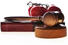 De Wet van het voedsel Royalty-vrije Stock Foto