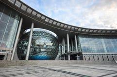 De Wetenschap en de Technologiemuseum van Shanghai Royalty-vrije Stock Foto's