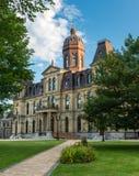 De Wetgevende Bouw van New Brunswick royalty-vrije stock afbeelding