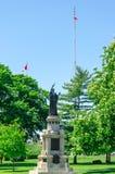 De Wetgevende Bouw van Toronto in Toronto, Ontario, Canada Stock Afbeeldingen