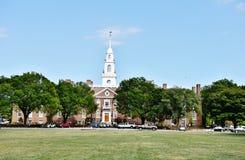 De Wetgevende Zaal van Delaware Royalty-vrije Stock Foto's