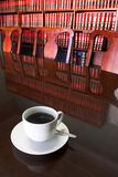 De wettelijke Kop van de Koffie #2 royalty-vrije stock afbeeldingen