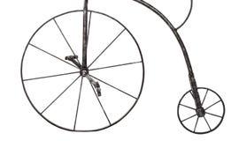 De wielen van het ijzer Royalty-vrije Stock Afbeeldingen