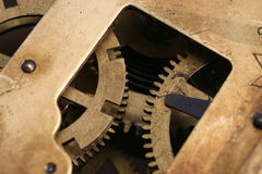 De wielen van het toestel Stock Afbeelding