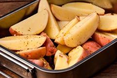 De Wiggen van de aardappel stock fotografie