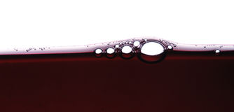 De wijn borrelt 4 Stock Foto's