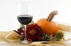 De Wijn van de herfst Royalty-vrije Stock Afbeeldingen