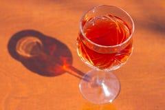 De wijn van de honing Stock Fotografie