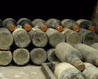 De wijn van de inzameling Royalty-vrije Stock Fotografie