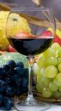 De Wijn van de oogst royalty-vrije stock afbeelding