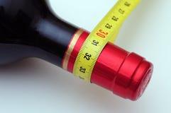 De wijn van het dieet Stock Foto's